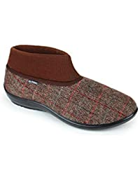 Gliders (from Liberty) Women's FB-007 Brown Juttis