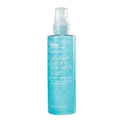 Bliss Fabulous Foaming Face Wash 200ml