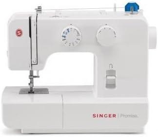 Singer Promise 1409 - Máquina de coser, color blanco