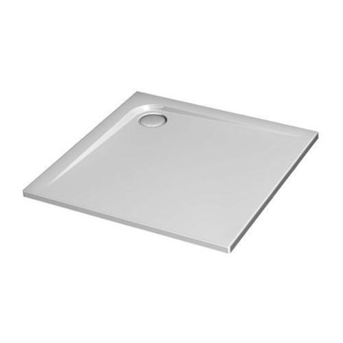 Preisvergleich Produktbild Ideal Standard Brausewanne ULTRA FLAT K5179 90/75 90x75cm x4,5cm Rechteck weiß