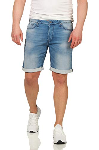 Indigo Knit Pants (JJICON Shorts, Farbe: Light Blue/Hellblau; Größe: XL)