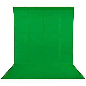 Green Screen Faltbare Hintergrund 160 Ouneed Ausfahrbares Greenscreen mit Chromakey Effekt Film Shooting Background Backdrops Photography f/ür Youtbube Video Fotostudio 200cm