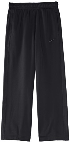 Nike KO 2.0 FLEECE PANT YTH BLACK/BLACK/WHITE - M (Fleece Yth Pant)