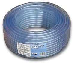 cristallo®PURE&CLEAR PVC TUBING 8/10MM(ID/OD)5 METRES (FREE DELIVERY)