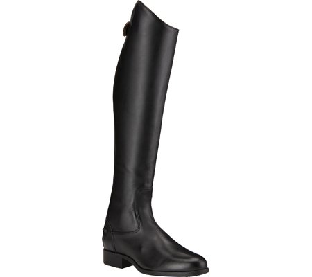 Regular Kleid Heritage Short nbsp;nbsp;schwarz Boot Contour Ariat Damen Zip CUZzwqw