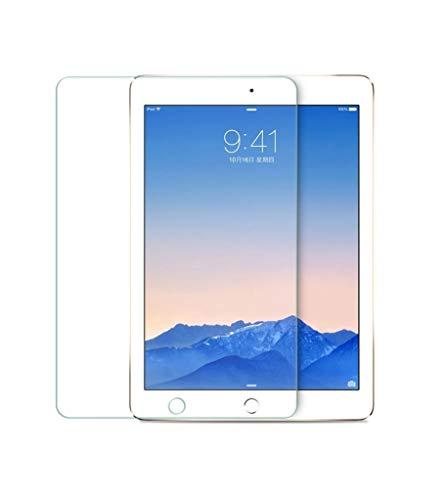 Vetro temperato per iPad Air 1e 2con durezza 9H–Pellicola protettiva per schermo 25,4cm Pad–proteggi schermo anti-graffio con proprietà oleorepellente–0.3mm e 2.5D infrangibili protettiva