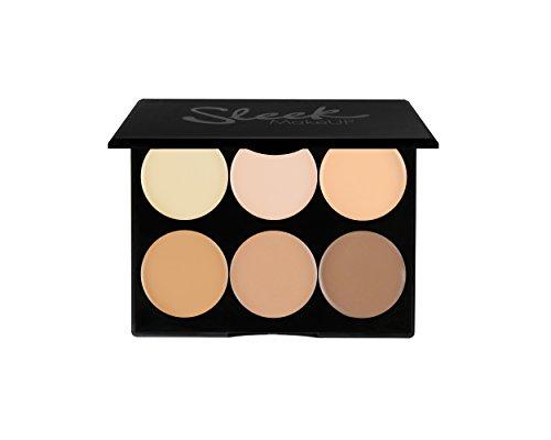 Élégant Crème contour kit de maquillage, Medium