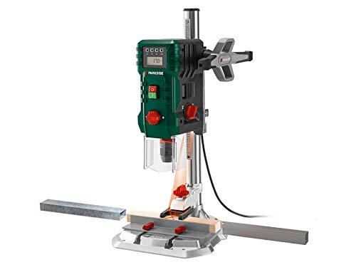 PARKSIDE® Tischbohrmaschine PTBM710A1 mit elektronischer Drehzahlregelung, 710 W