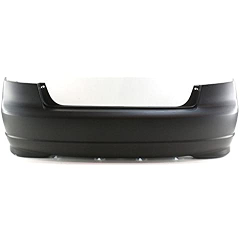 OE Replacement Honda Civic Paraurti Posteriore Cover (codice partslink ho1100217) by multiple produttori