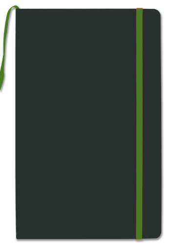 bookfactory-green-banded-journal-banded-diary-192-pages-green-cover-525-x-827-jou-192-ccs-g