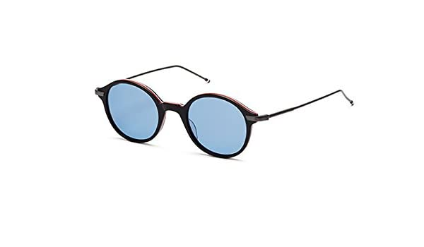 8cbcb6e07af Thom Browne Sunglasses TB-708 S TB-708-A-T-BLK-BLK  Amazon.co.uk ...