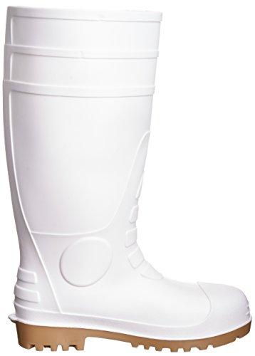 Safety Jogger POSEIDON, Unisex - Erwachsene Arbeits & Sicherheitsschuhe S4 weiss (whiteWHTwhite)