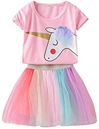 NWT Gymboree 6 7 8 10 BONJOUR BRIGHT Girls 2pc Make Today Happy Top /& Pink Skirt