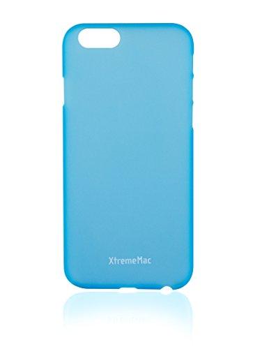 XtremeMac Microshield Thin Coque en plastique pour iPhone 6 Bleu Bleu