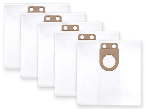 5x Staubbeutel Filtersack für Metabo ASR 25 L SC