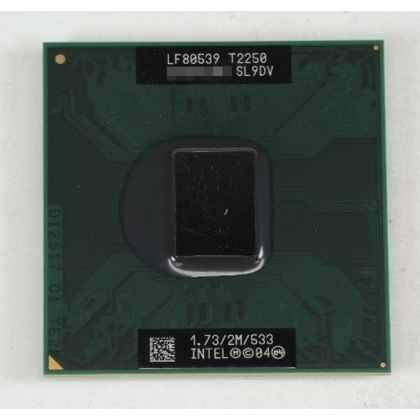 Intel PROCESADOR Core Duo T2250 1.73GHZ Usado