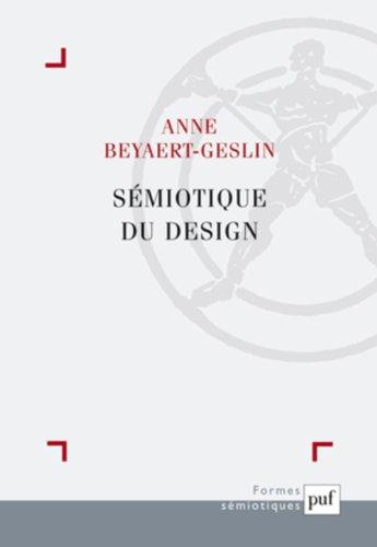 Sémiotique du design par Anne Beyaert-Geslin