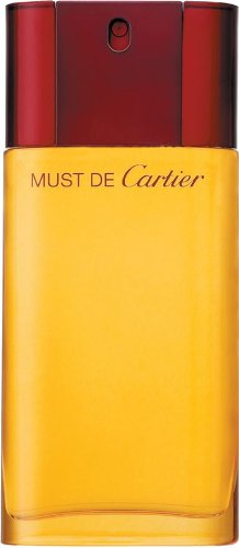 CARTIER MUST Eau De Toilette DONNA VAPO 100ML