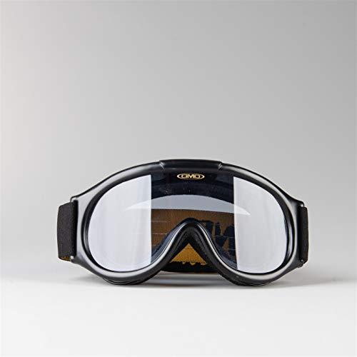 b39e39f7c0 DMD Accessori per Casco Moto, Ghost Goggle Fumè