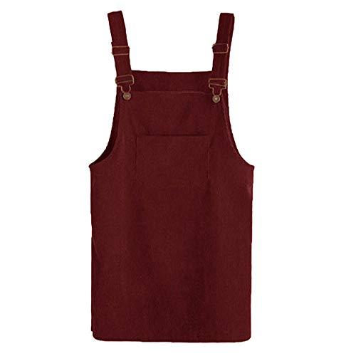 Meitawilltion Summer Women Skirts 2019 Casual Corduroy Suspender Overall Vest Jumpsuit Braces Skirt Lady Preppy Style Skirt Basic Corduroy