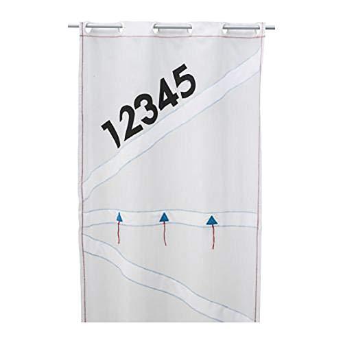 Atoll Licht (IKEA ATOLL SEGEL Vorhang 2er-Set 100 x 175 cm)