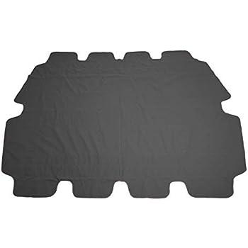 8331481b308b3 Spetebo Ersatzdach für Hollywoodschaukel in grau -  Universalgröße Wasserdicht - Sonnendach Hollywoodschaukel Dach PVC