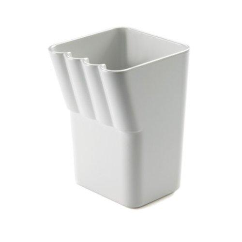 Authentics Porte Brosses À Dents Blanc Design Kali