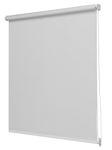 Estor enrollable translúcido , Regular N.38, Gris Claro, 60x190cm