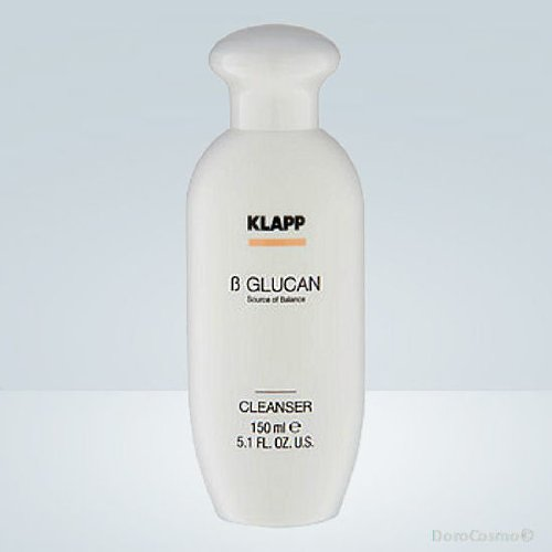 Klapp BETA GLUCAN Cleanser