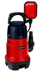 Einhell Schmutzwasserpumpe GC-DP 7835 (780 Watt, max. 15.700 l/h, max. 8 m Förderhöhe, Fremdkörper bis 35 mm, stufenloser Schwimmerschalter)