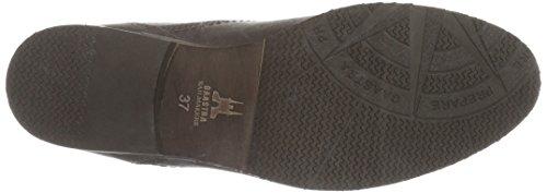 Gaastra Gioia High Tmb Fur, Bottes mi-hauteur avec doublure chaude femme Marron - Braun (2200 Dark Brown)