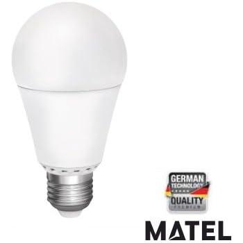 MATEL M288931 - Bombilla led e27 estandard 12w - 1200 lumenes