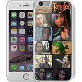 Schutzhülle für iPhone und Samsung Galaxy (Motiv Supernatural-Charaktere wie verheddert)