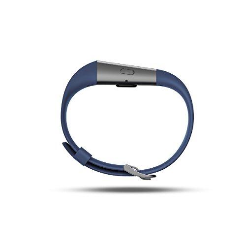 Fitbit Surge Fitness Super Watch – Blue, Large