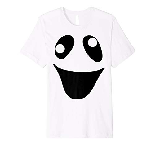 Funny Ghost Face Shirt | Funny Halloween Shirts für Kinder