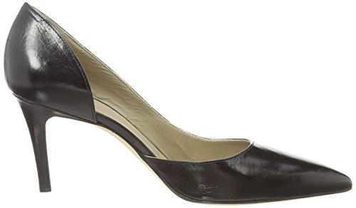Noe Antwerp Nino, Chaussures à talons - Avant du pieds couvert femme Noir - Schwarz (NERO 101)
