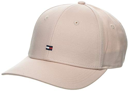 Tommy Hilfiger Damen BB Baseball Cap, Rosa (Pink Tf6), One Size (Herstellergröße:OS)