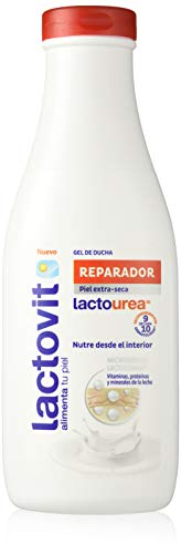 Lactovit Lato-Urea - Gel ultra hidratante de ducha