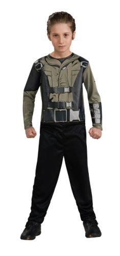 John Connor Terminator Salvation Action Suit Fancy Dress Movie (Connor John Kostüm)
