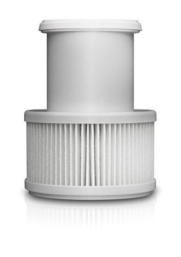 Medisana 60390-Filtro de partículas antibacterias, para purificador de Aire Air, Blanco