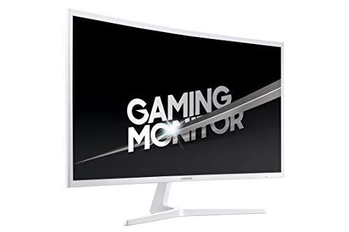 "Samsung C32JG53FDU monitor piatto per PC 80 cm (31.5"") Full HD Curvo Bianco"