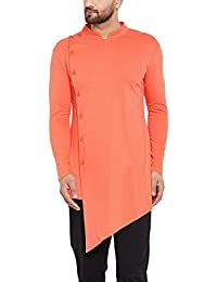 HYPERNATION Men's Kurta
