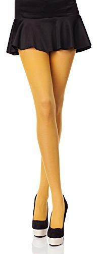 hte Damen Strumpfhose Microfaser 70 DEN (Nuage, 4 (40-44)) (Vier Halloween Kostüme)