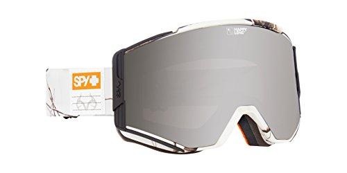 Spy Snow Goggle Ace with Bonus Lens Happy Bronze mit Silver Mirror, One Size