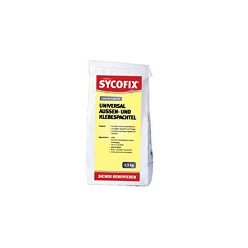 SYCOFIX Universal-Spachtel (innen u. außen) (25 kg), Grundpreis 1,59 Euro/kg