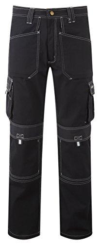 TuffStuff 788 - Pantaloni da lavoro, nero, 788