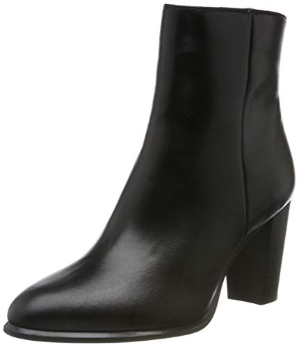 Unisa Ugo_ne, Zapatos de Tacón para Mujer, Negro Black Black, 37 EU