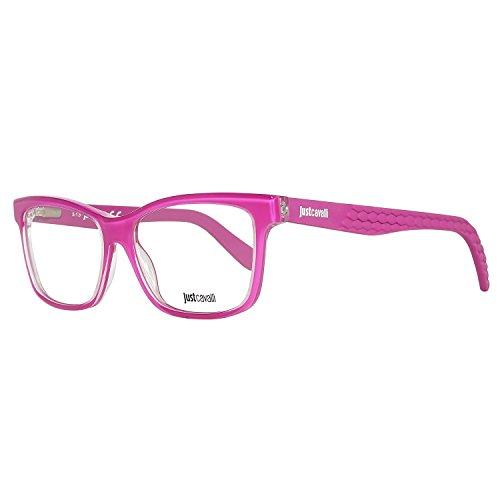 Just Cavalli Damen Brille JC0642 075 53 Brillengestelle, Pink,