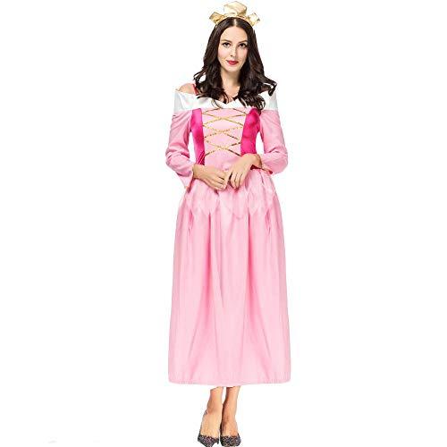 Kostüm Dornröschen Muster - Halloween Dornröschen Kostüm Cosplay Kostüm, Farbe, Code