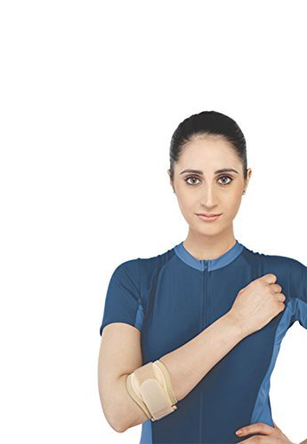 Flamingo Gel tennis Elbow Support - Small  available at amazon for Rs.110